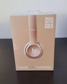 Brand New Beats by Dre Solo 2 Wireless Ltd Edition
