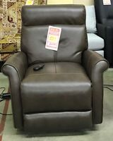 Leather Lift Chair - 74% Savings Red Deer Alberta Preview