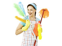 Cleaning job part time West Drayton UB7 domestic houses