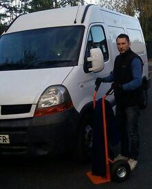 Man and Van Removals & Collections - Medium Van Hire