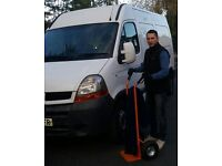 Man and Van Removals & Collections - Medium Van Hire
