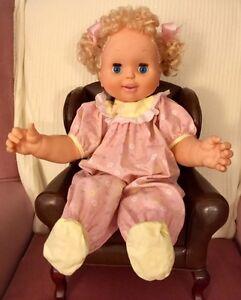 Baby Loves to Talk by Toy Biz circa 1992