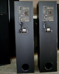 nuance HOME THEATER POWERED TOWER SPEAKERS Edmonton Edmonton Area image 3