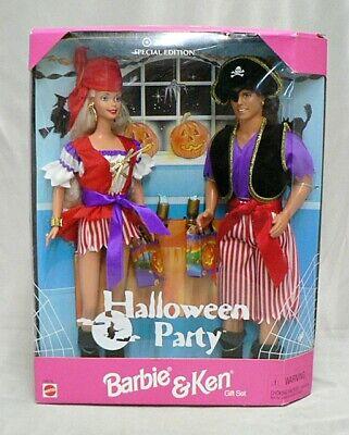 Barbie Ken Halloween (BARBIE DOLL MINT IN BOX 1987