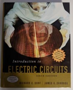 Introduction to Electric Circuits (Dorf, Svoboda)