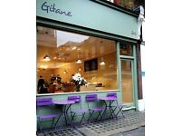 Gitane- Experienced Floor Staff- Restaurant and Cafe Staff
