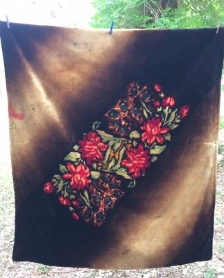 Vintage Chase Carriage Buggy Sleigh Lap Blanket