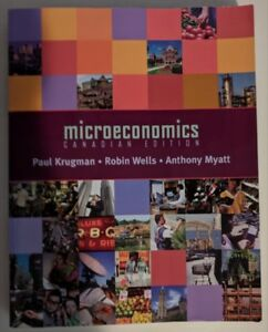 Microeconomics (Krugman, Wells)