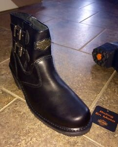 BRAND NEW Ladies Size 7 Layla Harley BOOTS