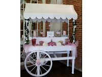 Candy Cart + Sweets & Post Box Hire- £149