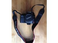 Canon DSLR 450D with whole studio set up sold as a brilliant bargain bundle