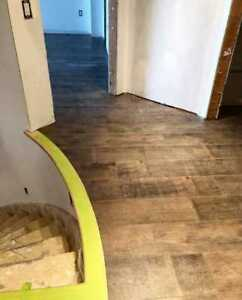 Flooring Installation with Years of Experience!