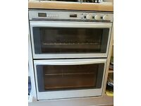 Stoves Double Under Counter Electric Oven