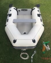 IA260 - 2.6M AIR DECK and HONDA OUTBOARD Broadbeach Waters Gold Coast City Preview
