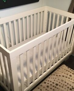 Lightly used crib $100