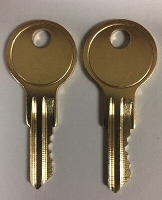 Keys By Code Chicago Steelcase Hon Desk Drawer File Cabinet Office Furniture