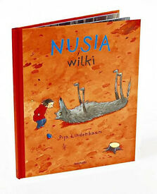 NUSIA I WILKI Pija Lindenbaum ZAKAMARKI POLISH BOOK for children