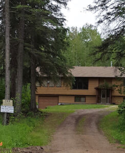 Christopher Lake House and Acreage for Rent