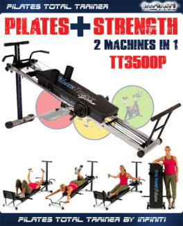 Infiniti Pilates Total Trainer - BRAND NEW - Mr Treadmill Hendra Brisbane North East Preview