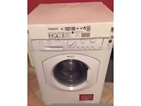 Hotpoint washing machine - quick sale spin well only needs a rubber as it leaks