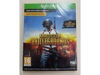 Xbox One Game - Player Unknown's Battlegrounds PUBG