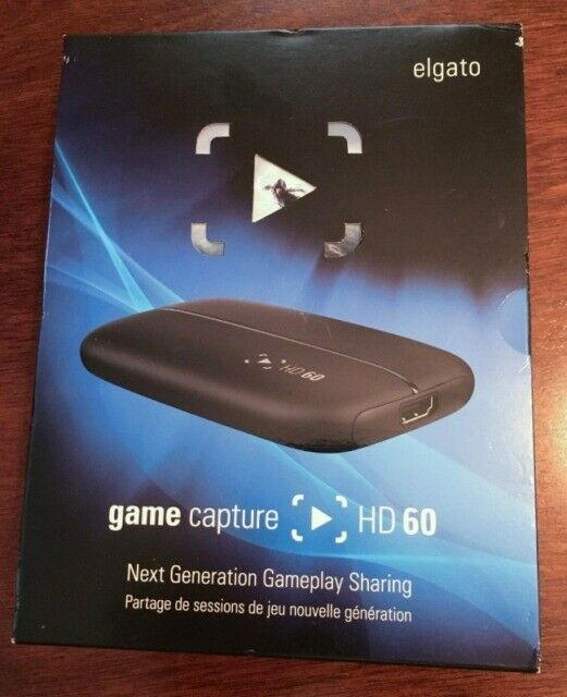 ELGATO HD60 GAME CAPTURE CARD | 1080P | XBOXONE | PS4 | WiiU | YOUTUBE |  TWITCH | NINTENDO | in Aylesford, Kent | Gumtree