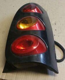 Smart Pure O/S Rear Light (2003)