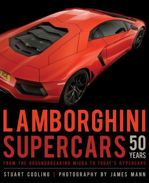 Lamborghini Supercars 50 Years: From the Groundbreaking Miura to Today's Hyperc.