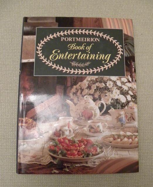 Portmeirion Botanic Garden Cookery book