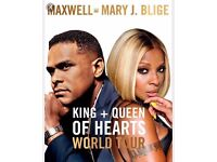 Mary J Blige & Maxwell