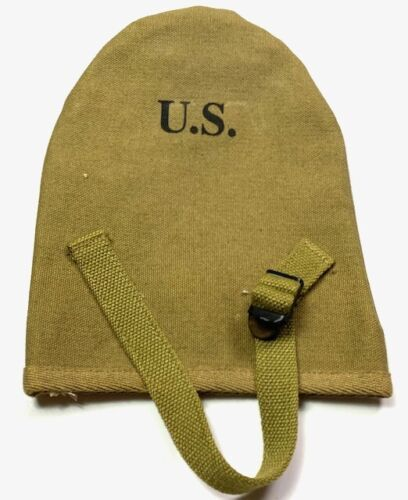 WWI US M1910 T-HANDLE ENTRENCHING SHOVEL CARRY COVER-OD#3