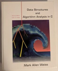 Data Structures Algorithm Analysis in C++ (Weiss)