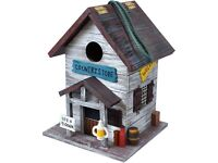 Kingfisher Country Store Birdhouse - Brand new