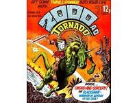 2000ad Comics For Sale