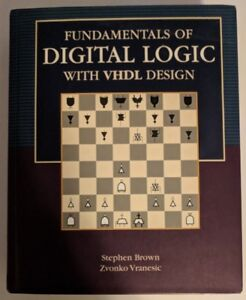 Fundamentals of Digital Logic with VHDL Design (Brown)