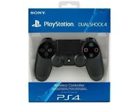 SONY PLAYSTATION 4 PS4 DUAL SHOCK 4 BRAND NEW & SEALED GENUINE OFFICIAL PRODUCT