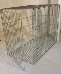 Metal Dog Kennel Crate
