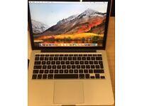 """Apple MacBook Pro 13"""" A1502, 2015 i5 8gb 128gb Hard Drive"""
