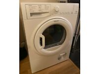 HOTPOINT AQUARIUS TCFS 73B TUMBLE DRYER WHITE - EXCELLENT CONDITION