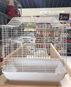 used love birds cages