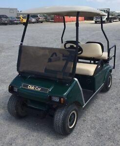2006 Club Car DS Electric 4 Seater Golf Cart