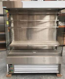 New Commercial Fridge Frost Tech Stainless Multi Deck QUICK SALE