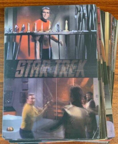 1999 Rittenhouse Star Trek The Original Series Motion 24 card Set Free Shipping