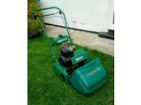 Qualcast 35s petrol lawn mower