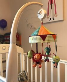 Mamas & Papas - Jamboree Musical Cot Mobile
