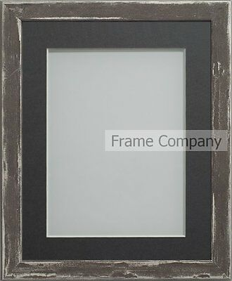 Frame Company Randall Range Wood Charcoal or Pewter Picture Photo ...