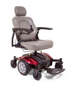 Fauteuil roulant électrique, chaise roulante électrique