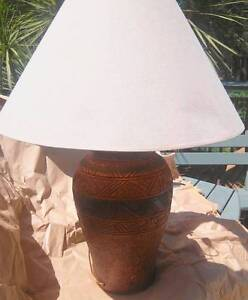 Two large table lamps Pennant Hills Hornsby Area Preview
