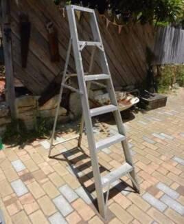 Aluminium Step Ladder, 1.8 metre