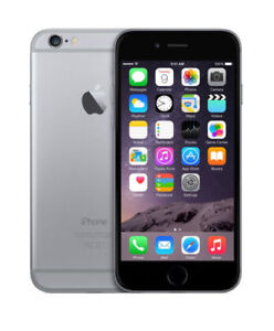 iPhone 6 32 G perfect condition - Black